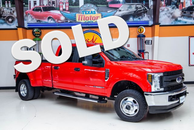 2019 Ford Super Duty F-350 DRW XL 4x4