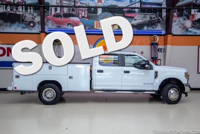 2019 Ford Super Duty F-350 DRW Chassis Cab XL 4x4