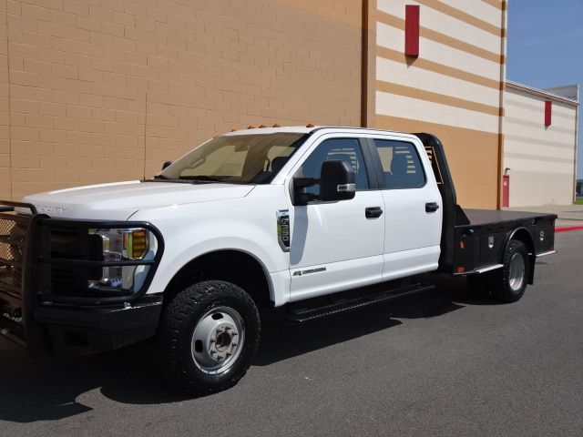 2019 Ford Super Duty F-350 DRW Chassis Cab XL 4X4 FLATBED