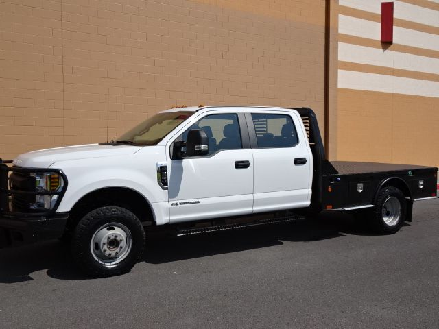 2019 Ford Super Duty F-350 DRW Chassis Cab XL 4X4 FLATBED in Corpus Christi, TX 78412