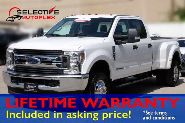 2019 Ford Super Duty F-350 DRW Pickup XLT
