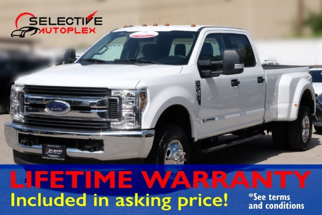 2019 Ford Super Duty F-350 DRW Pickup XLT, BACKUP CAM, GOOSENECK HITCH, RUNNING BOARDS in Carrollton, TX 75006