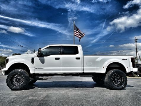 2019 Ford Super Duty F-350 DRW Pickup CUSTOM LIFTED POWER STROKE DIESEL 4X4 in , Florida