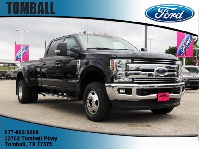 2019 Ford Super Duty F-350 DRW Pickup LARIAT