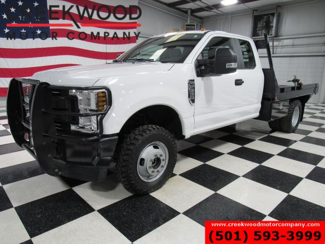 2019 Ford Super Duty F-350 XL XLT 4x4 Dually 6.2L Gas Flatbed Haybed 1 Owner in Searcy, AR 72143