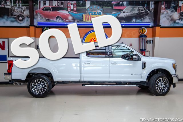 2019 Ford Super Duty F-350 SRW Pickup SRW LARIAT 4x4