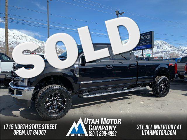 2019 Ford Super Duty F-350 SRW Pickup LARIAT | Orem, Utah | Utah Motor Company in  Utah