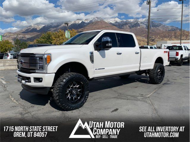 2019 Ford Super Duty F-350 SRW Pickup Platinum in , Utah 84057