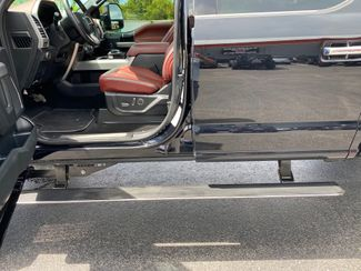 2019 Ford Super Duty F-350 SRW Pickup PLATINUM LIFTED LOADED BLACKRED  Plant City Florida  Bayshore Automotive   in Plant City, Florida