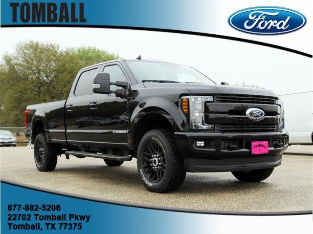 2019 Ford Super Duty F-350 SRW Pickup Platinum