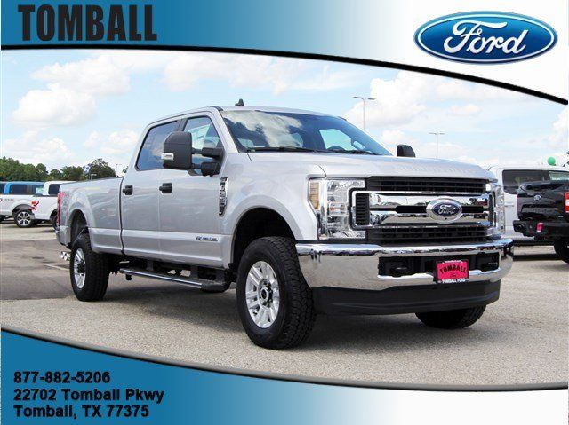 2019 Ford Super Duty F-350 SRW Pickup XL