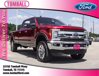2019 Ford Super Duty F-350 SRW in Tomball, TX 77375