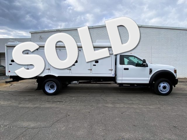 2019 Ford Super Duty F-450 DRW Chassis Cab XLT Madison, NC 0