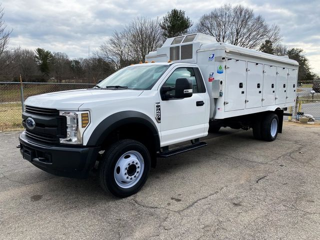 2019 Ford Super Duty F-450 DRW Chassis Cab XLT Madison, NC 5