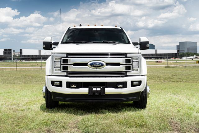 2019 Ford Super Duty F-450 Pickup Limited in Addison, TX 75001