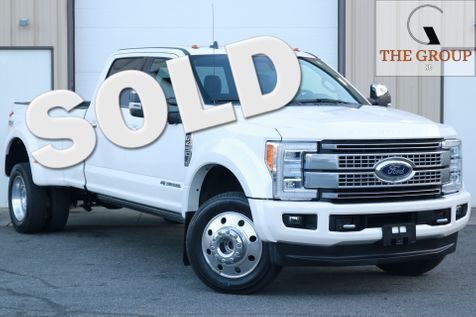2019 Ford Super Duty F-450 Pickup Platinum 4X4 in Mooresville
