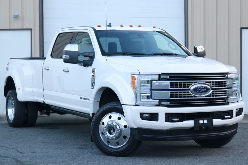 2019 Ford Super Duty F-450 Pickup Platinum 4X4  city NC  The Group NC  in Mooresville, NC