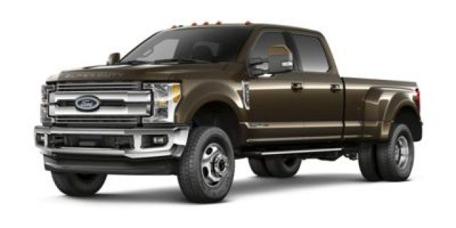 2019 Ford Super Duty F-450 Pickup Limited