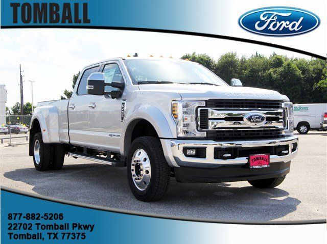 2019 Ford Super Duty F-450 Pickup XLT