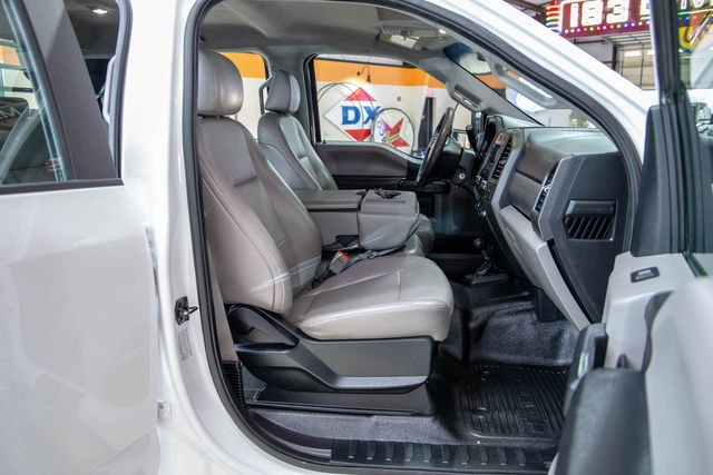 2019 Ford Super Duty F-550 DRW Chassis Cab XL 4x4 in Addison, Texas 75001