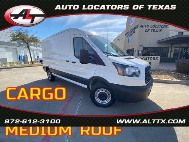2019 Ford Transit Van Cargo MEDIUM ROOF