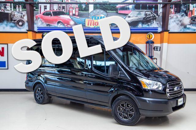 2019 Ford Transit 12 Passenger Wagon XLT