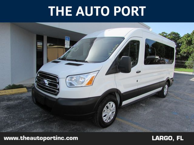 2019 Ford Transit 12 Pass. XLT Mid Roof