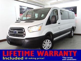 2019 Ford Transit 350 Wagon XLT Low Roof 60/40 Pass. 148in WB, BACKUP CAM in Carrollton, TX 75006