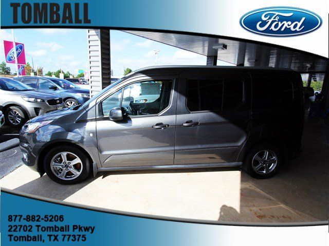 2019 Ford Transit Connect Wagon Titanium
