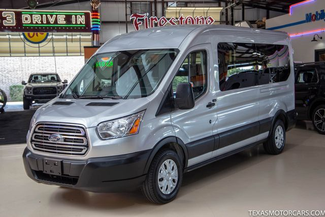 2019 Ford Transit Passenger Wagon XLT in Addison, Texas 75001