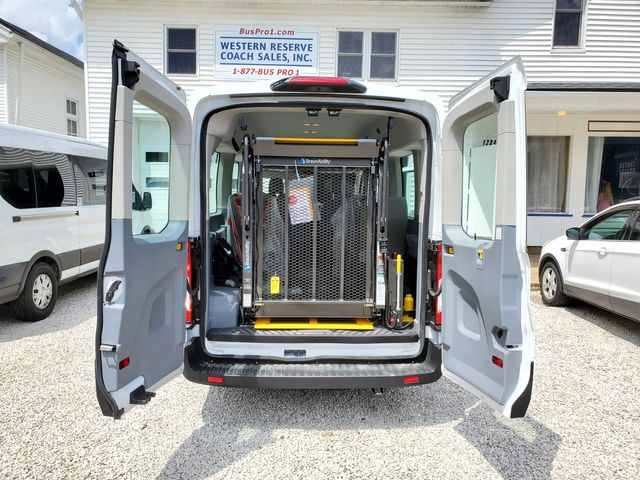 2019 Ford Transit Passenger Wagon WHEELCHAIR ACCESSIBLE Alliance, Ohio 7