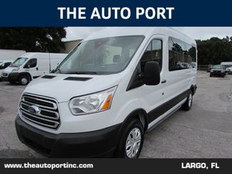 2019 Ford Transit Passenger Med Roof XLT in Largo, Florida 33773