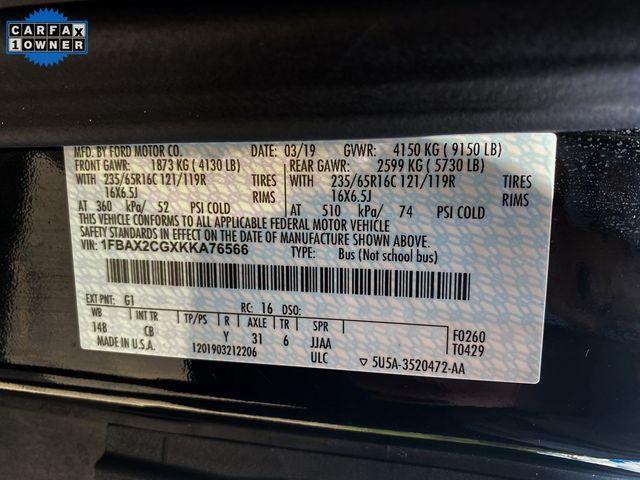 2019 Ford Transit Passenger Wagon XLT Madison, NC 42