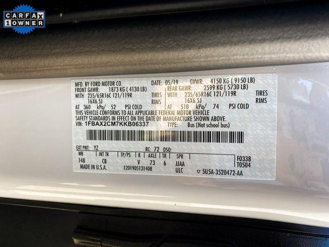 2019 Ford Transit Passenger Wagon XLT Madison, NC 35