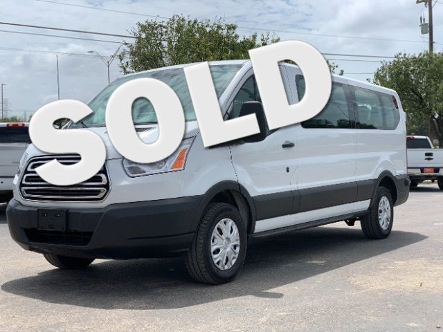 2019 Ford Transit 350 Wagon Low Roof XLT 60/40 Pass. 148-in. WB