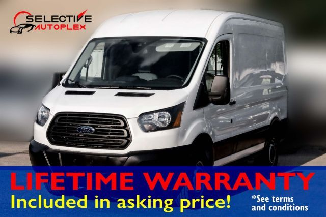 2019 Ford Transit Van 250 Med. Roof w/Sliding Pass. 130 WB, BACK UP CAM in Carrollton, TX 75006