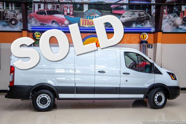2019 Ford Transit Van Commercial