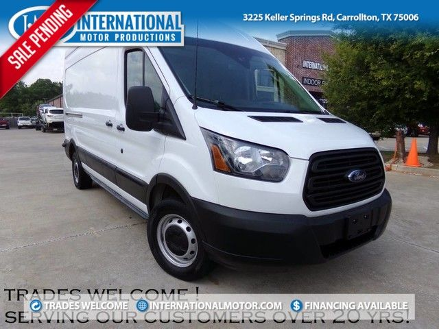 2019 Ford Transit Van Like New