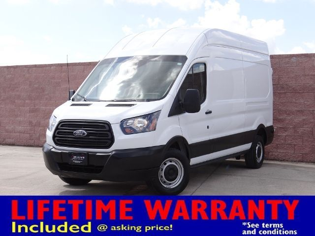 2019 Ford Transit Van 250 High Roof w/Sliding Pass. 148in WB, REAR VIEW CAM