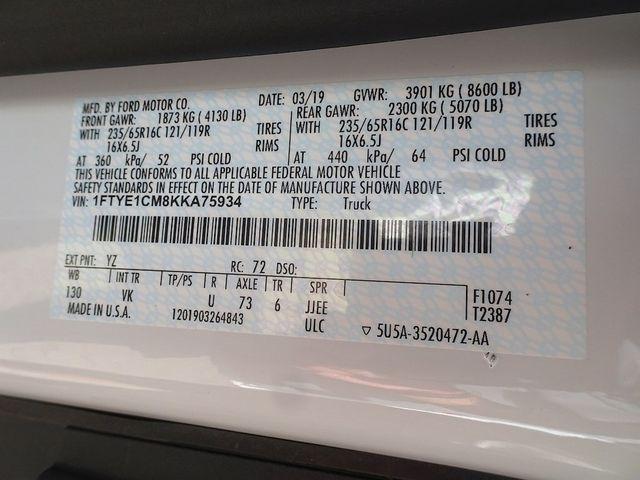 2019 Ford Transit Van Base Madison, NC 36