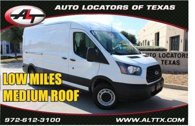 2019 Ford Transit Van Cargo in Plano, TX 75093