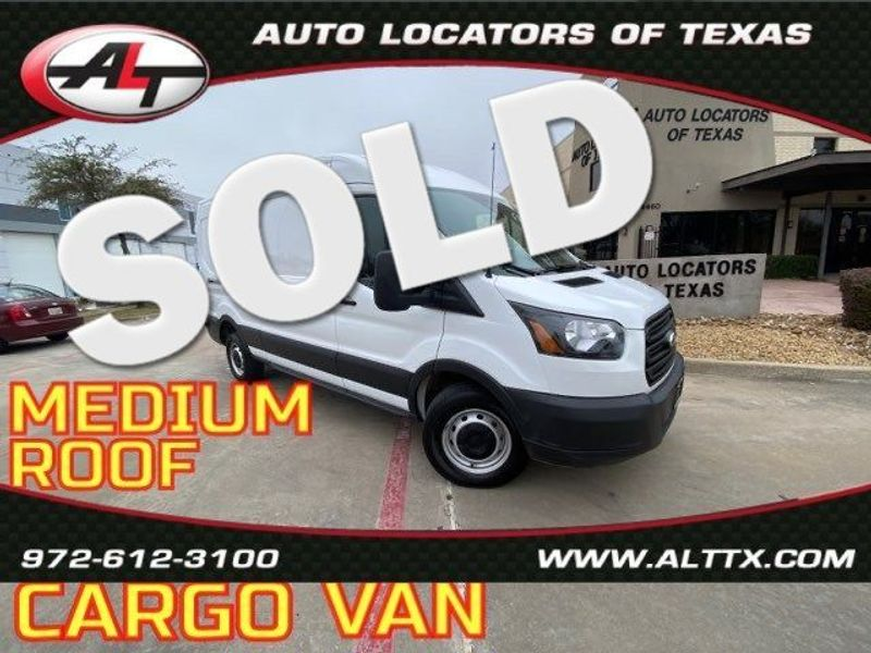 2019 Ford Transit Van Cargo | Plano, TX | Consign My Vehicle in Plano TX