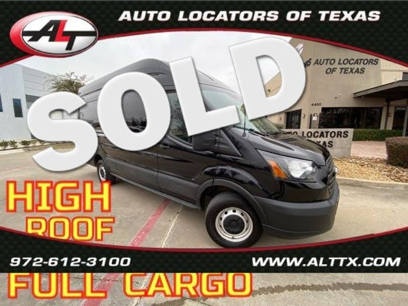 2019 Ford Transit Van Cargo   Plano, TX   Consign My Vehicle in Plano TX