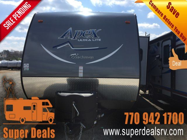 2019 Forest River APEX 289TBSS