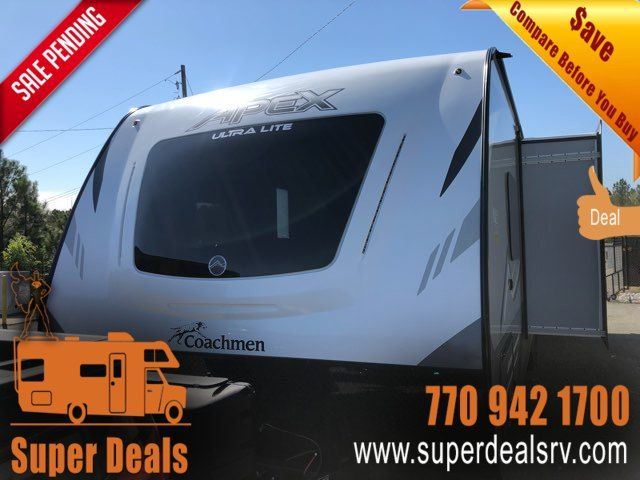 2020 Forest River Apex Ultra-Lite 300BHS