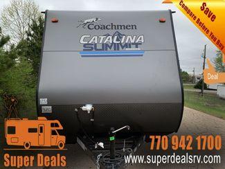 2020 Forest River Catalina Coachman 172FQ in Temple, GA 30179