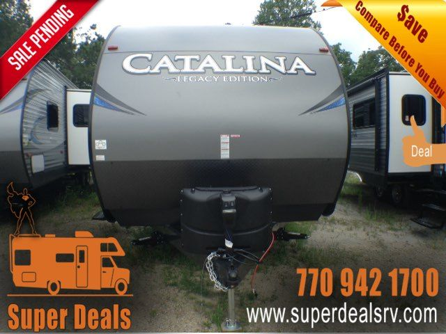2019 Coachmen Catalina 263 RLS