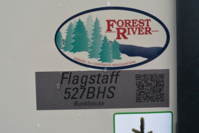 2019 Forest River Flagstaff FLF527BHSC Albuquerque, New Mexico 1
