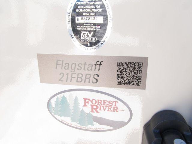 2019 Forest River FLAGSTAFF MICRO LITE 21FBRS Albuquerque, New Mexico 1