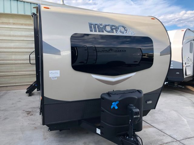 2019 Forest River FLAGSTAFF MICRO LITE 21FBRS Albuquerque, New Mexico 2